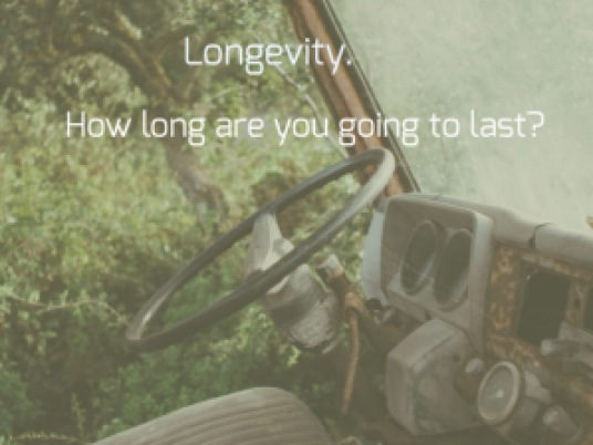 Old car. Longevity. How long are you going to last?